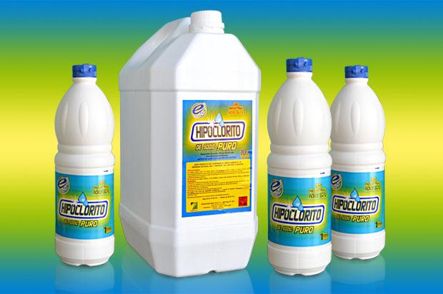 eco clor hipoclorito de sodio